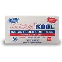 "InstaKool Instant Cold Pack, 4"" x 6"" - 10/Case by Nortech Labs preisvergleich bei billige-tabletten.eu"