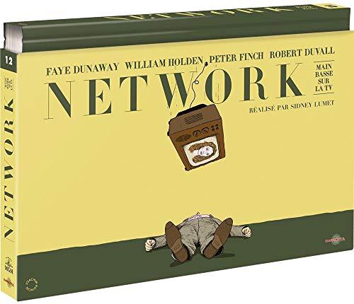 Network, main basse sur la TV [Francia] [Blu-ray]