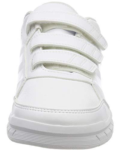 wholesale dealer 6c2bd 0a590 adidas 31843 Altasport Cf, Scarpe da Ginnastica Basse Unisex – Bambini,  Bianco (Ftwr WhiteFtwr WhiteClear Grey), 35 EU. Visualizza le immagini
