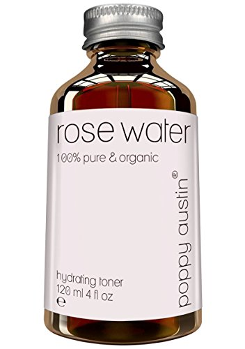 Poppy Austin® Tonico Viso Acqua di Rose - Biologico