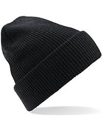 Beechfield B425 Heritage Beanie Hat
