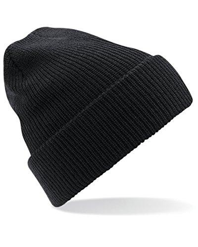 Heritage Beanie – Farbe: Black – Größe: One Size