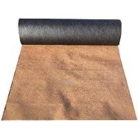 Telo in tessuto non tessuto per pacciamatura pacciamante bicolore h. 1,1 mt. x 100 mt.