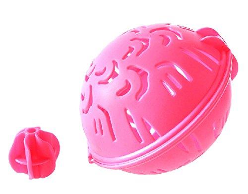 Pratique Simple Lingerie Bra laver boule rose linge Ball