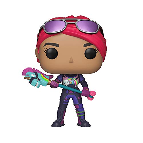 Funko Pop: Fortnite: Brite Bomber, Multicolor (36721)