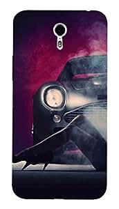 Designhub Back Cover For Lenovo Zuk Z1