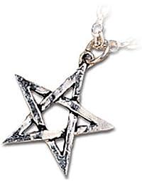 Pentagrama Gótico Collar