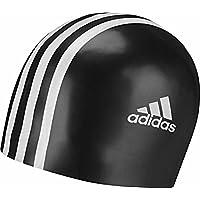 adidas Herren Badekappe Silicone 3-Stripes, 802309