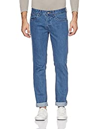 Symbol Amazon Brand Men's Relaxed Fit Jeans