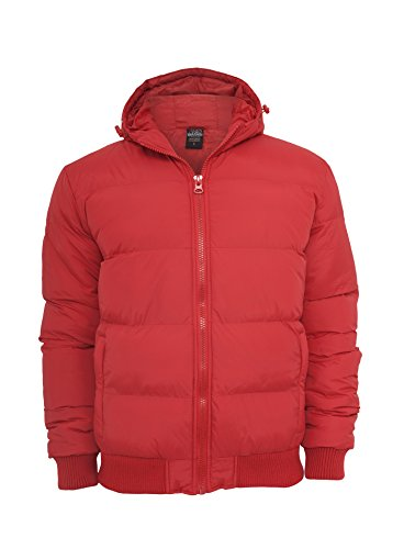 Urban Classics Hooded Bubble Jacket Größe S (Jacket Hooded Bubble Herren)