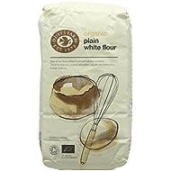 Doves Farm Organic Plain White Flour, 1kg