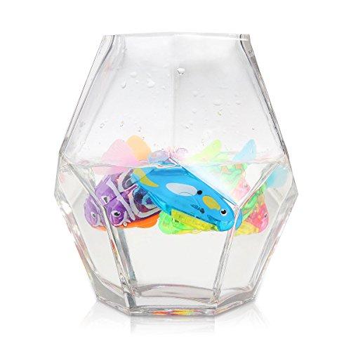 TOYMYTOY 4 Stück Kinder Roboter Fische Elektronische Spielzeug - 8