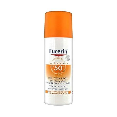 Eucerin Sun Gel-creme Oil Control Lsf50