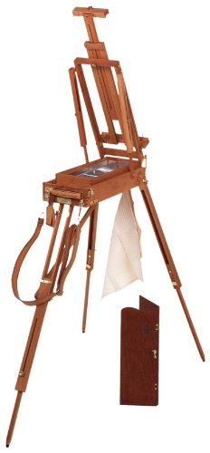 Martin Jullian original-style Halbformat Holz French Sketch Box Staffelei