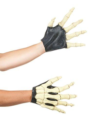Skelett Handschuhe für (Erwachsene Handschuhe Für Skelett)
