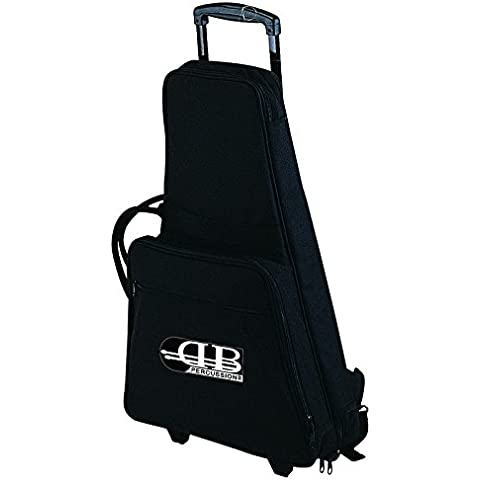 Db Percussion DB0766 - Lira de marcha con soporte+hombrera