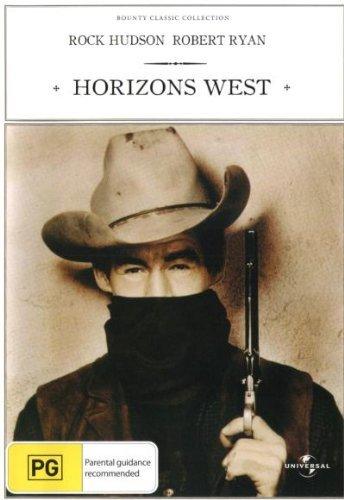 Fluch der Verlorenen / Horizons West (1952) ( ) [ Australische Import ]