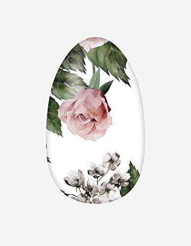 Miss Sophie's Nagelfolien Secret Garden: Nail Wraps - 20 ultra-dünne selbstklebende langanhaltende Nagelfolien