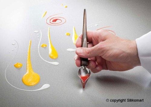 confronta il prezzo online Silikomart 70.131.99.0067 Decorazione Torta, Plastica, Multicolore, 23.6×9.5×3.5 cm