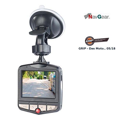 """NavGear Kfz Kamera: Full-HD-Dashcam MDV-2750 mit G-Sensor, 2,3""""-Display (5,8 cm) (Kamera Auto)"""