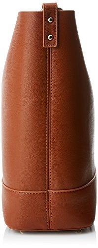 ESPRIT - 097ea1o028, Borse Tote Donna Marrone (Rust Brown)