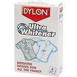 3 Packs of Caraselle Dylon Ultra Whitener. Brighter Whites for All the Family. 4 Sachets per Pack. 12 Sachets in total.