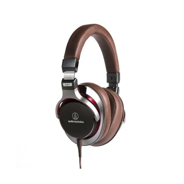 Audio Technica ATH-MSR7 High-Resolution Ausinės Silber