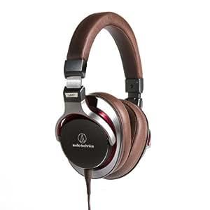 Audio-Technica ATH-MSR7 Cuffie, Argento