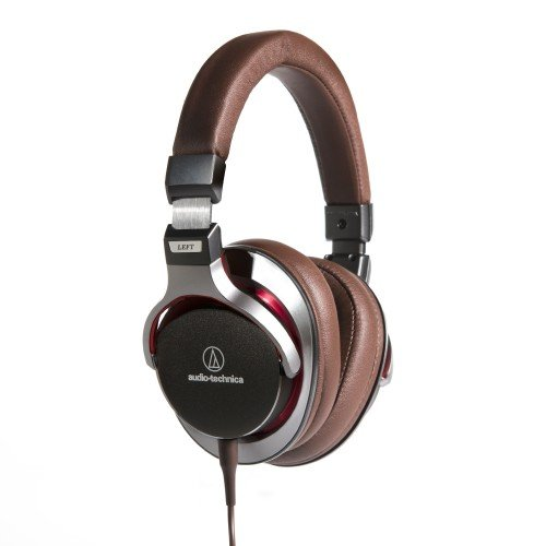 Audio Technica ATH-MSR7 High-Resolution Kopfhörer Silber (Dj Ultrasone)