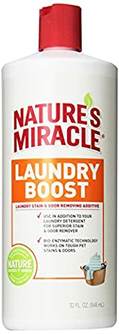 Nature's Miracle à linge Boost Stain & Odor Additif, 907,2gram (P-5556)