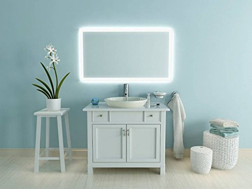 Badspiegel beleuchtet – Badspiegel mit LED Beleuchtung - 2