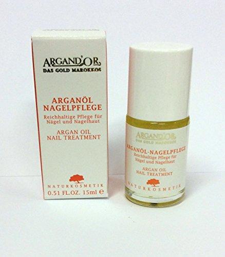 Argand'Or Huile d'argan Soin des ongles 15 ml