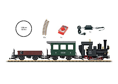 LGB 70502-Start Set Oldtimer Tren, Vehículo