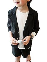 Vdual 2 Pezzo Ragazzo Si Adatta Page Vestito Da Sposa Abiti Del Ragazzo  Giacca E Pantaloni 34d1e7f0ae2