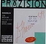Thomastik Saiten für Mandoline Satz mittel mit Schlinge für Mensur 34 cm