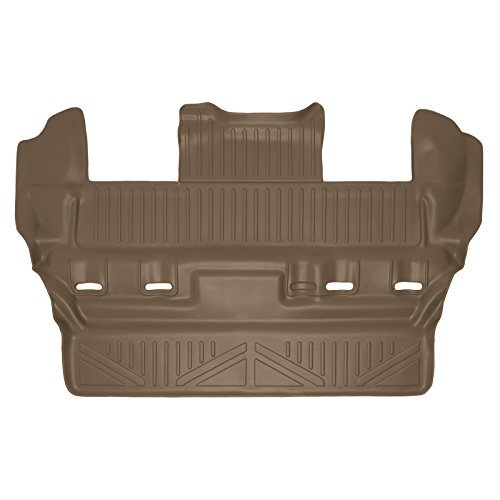 maxliner-custom-fit-third-row-floor-mat-for-select-chevrolet-tahoe-gmc-yukon-models-tan-by-maxliner