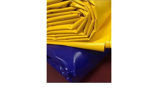 3,2 m breit Longierhilfen Ersatzteile LKW Plane//PVC-Plane 600g // m/² f/ür Pferdetraining Schaumstoffbalken Kleber 1 Liter Gassen BLAU UND GELB