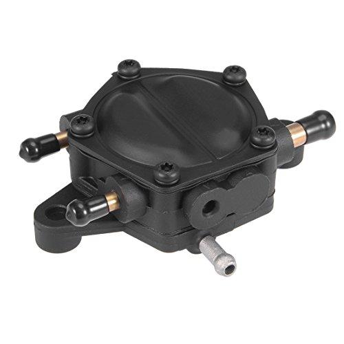 sourcing map Pompe à essence pour Yamaha Rhino 450 660 YFM660 Grizzly YXR660 65L Mikuni DF62-702 42-5312 1006-0287