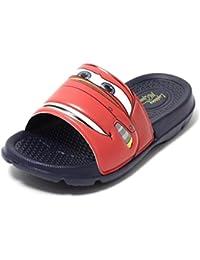 CARS Lightning McQueen Disney Pixar Kinder Badepantolette Pantolette Sandale Schuhe Gr.25-27