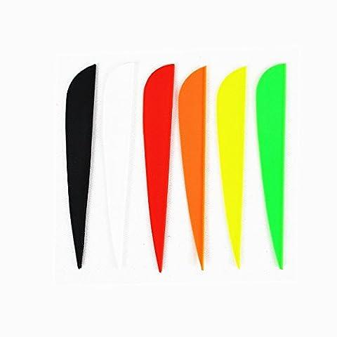 Arrow Fletching Vanes, MS JUMPPER 4