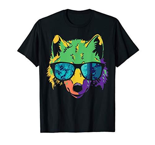 Cute Kostüm Wolf - Cool Lone Wolf Fun Party Kostüm Lustiges Halloween Gift T-Shirt
