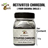 NatureSack-The Best Of Nature Activated Charcoal Powder for Teeth Whitening Face Mask