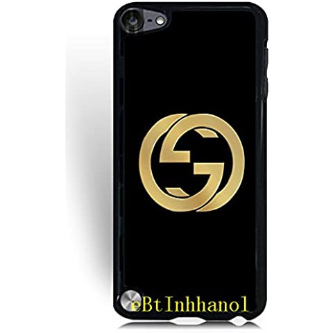 Ipod Touch 5th Custodia, Beauty Charm Ipod Touch 5th Generation Custodia - [Scratch Resistant] - Gucci Logo Ipod Touch 5th Generation Custodia Snap On