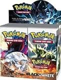 Pokemon–Schwarz & Weiß Booster Box–36Packungen 10Karten [Spielzeug]