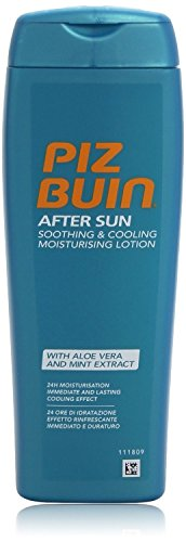 Piz buin after sun, soothing&cooling moisturising lotion, unisex, 200 ml