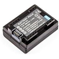 Batterie compatible pour Canon HF 36, HF M506, HF M52, HF M56, HF M60, HF R306, HF R38, HF R406, HF R46, HF R48