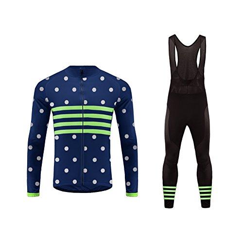 UGLYFROG #19 2018 Radsport Trikots Lange Ärmel Sport & Freizeit Shirts+ Bib Lange Hosen Anzüge Winter with Fleece Style -