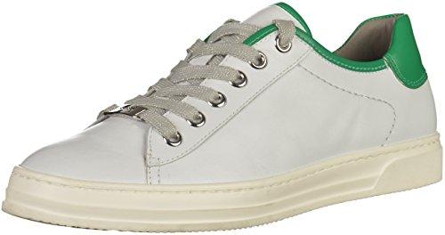 ara 12-37455H Damen Sneakers Weiß/Grün