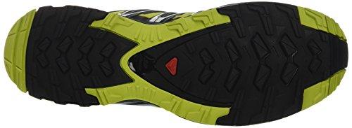 Salomon XA Pro 3D, Chaussures de randonnée homme Jaune (Lime Punch./black/reflecting Pond)