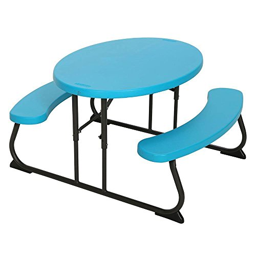 Camping table ovale
